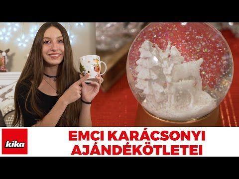 Emci karácsonyi ajándékötletei - Emci Beauty | Kika Magyarország - YouTube