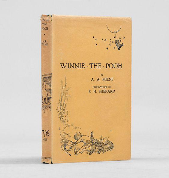 The Original Pooh Treasury Books