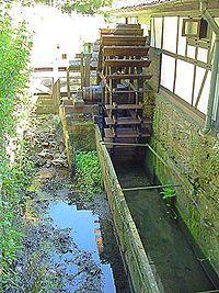 Waterrad - Wikipedia