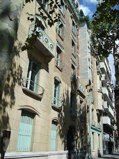 Paseos Art Nouveau: Le Perreux-sur-Marne
