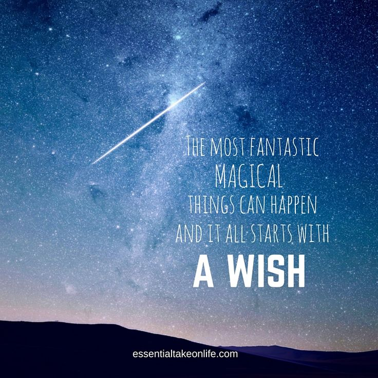 The most fantastic MAGICAL things can happen and it all starts with a WISH.  #essentialtakeonlife #wish #dream #pcos #pcosfighter #fertility #miracles #miracleshappen #quote #pcosquote #dreamquote #wishquote
