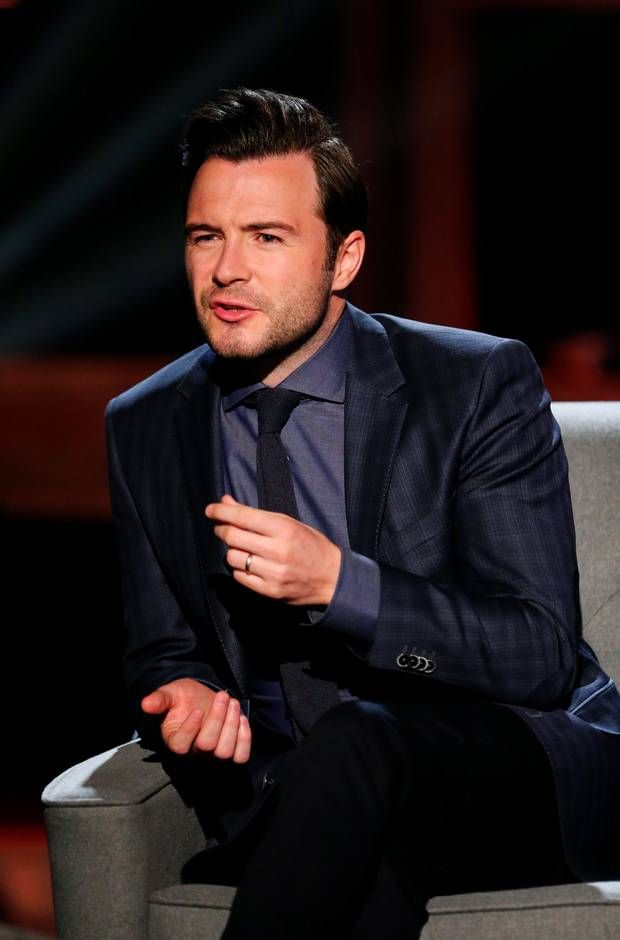 Shane Filan on Pat Kenny In the Round