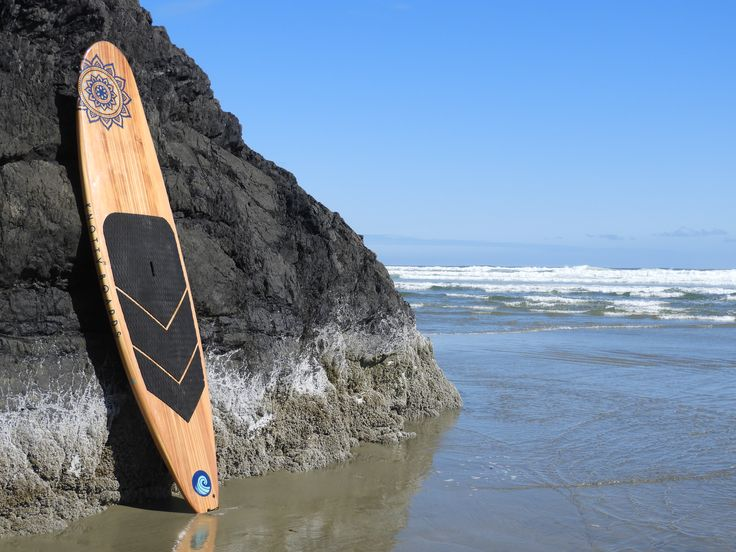Customize YOUR SUP with knotty boards, adding personalized art work  to your order