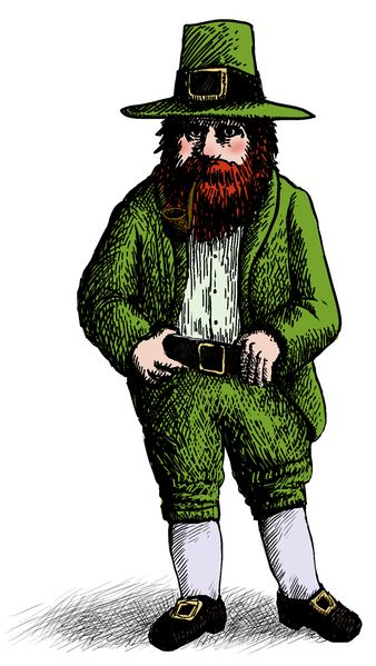 "Saint Patrick: The Man, The Myths, And The Legend - The truth behind the tale - ""Saint Patrick was not Irish; he was born in Scotland and the son of a wealthy upper class..."" cont..."