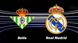 Real Madrid Vs Real Betis Live Telecast Primera Division