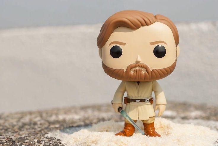 Obi Wan Kenobi from Jedi Smuggler's Bounty Funko Pop! Star Wars! Preorder! | Collectibles, Pinbacks, Bobbles, Lunchboxes, Bobbleheads, Nodders | eBay!