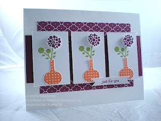 Stampin' Up! SU by Debra Currier, ARTfelt Impressions
