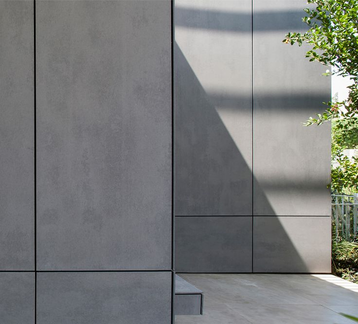 Details & Materials – Jacobs Yaniv Architects. EQUITONE facade materials. learn more on equitone.com