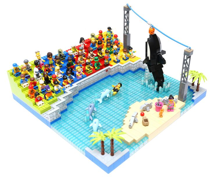 LEGO Ocean Park Hong Kong 海洋公園                                                                                                                                                                                 More