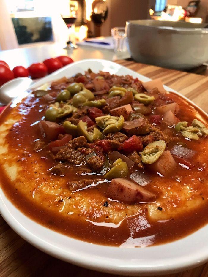 Spanish Stew with Chorizo - VegInspired
