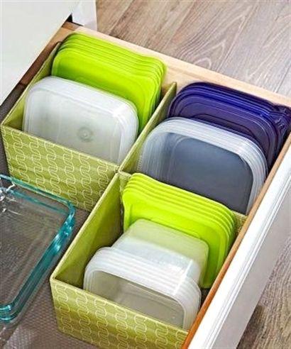 70 Simple and Easy Kitchen Storage Organization Ideas