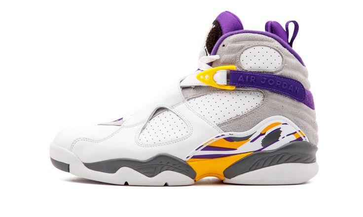 "http://SneakersCartel.com Sneaker Talk: Air Jordan 8 ""Kobe"" #sneakers #shoes #kicks #jordan #lebron #nba #nike #adidas #reebok #airjordan #sneakerhead #fashion #sneakerscartel"