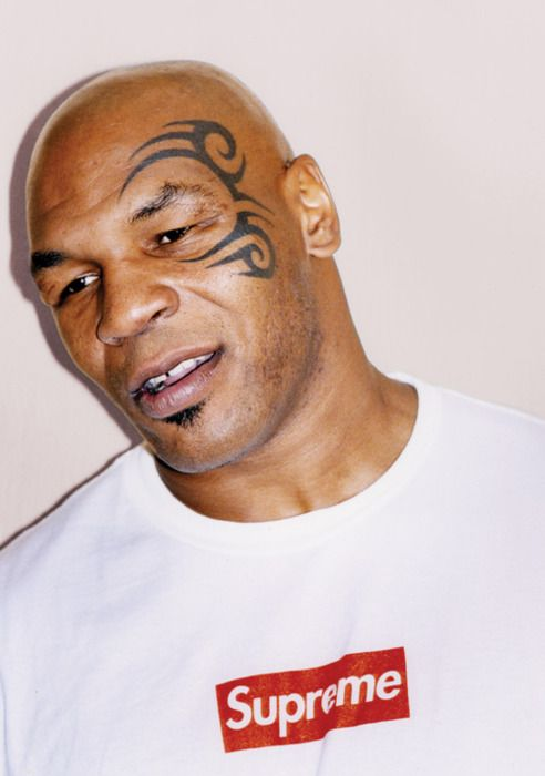 Supreme, Mike Tyson for Supreme.