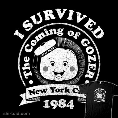 Survivor 1984 by rbucchioni