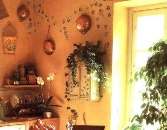 Stencil per decorare le pareti - Stencil per decorare le ...
