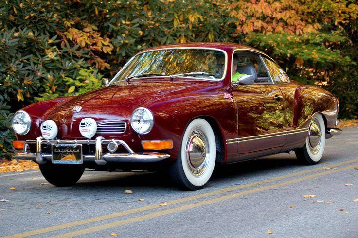 1971 Volkswagen Karmann Ghia for sale #1889729 | Hemmings Motor News