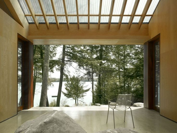 Cabaña en el Lago / MacLennan Jaunkalns Miller Architects Clear Lake Cottage / MacLennan Jaunkalns Miller Architects – Plataforma Arquitectura