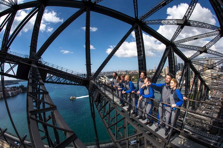 Introducing the new BridgeClimb Sampler! Less walking, less cost!