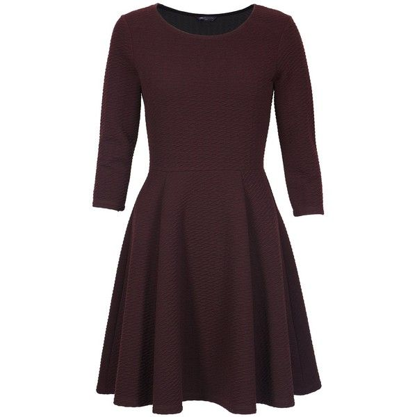 Petite Textured Skater Dress and other apparel, accessories and trends. Browse and shop 21 related looks.