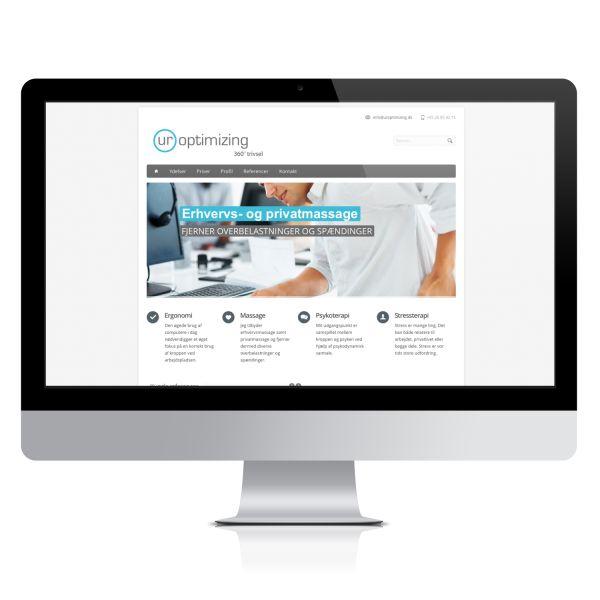 UR Optimizing responsive website. By byDesign