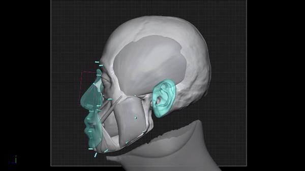 skanery 3D artec rekonstrukcja model 3d