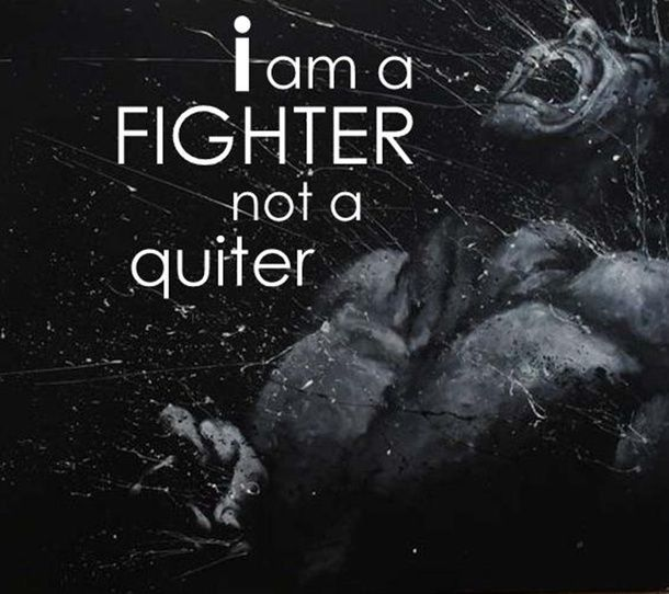 I am a fighter not a quiter | Awesome bodybuilding Pics