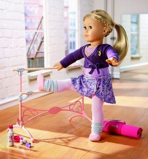Gone Sweeping: American Girl Doll Isabelle {Giveaway}