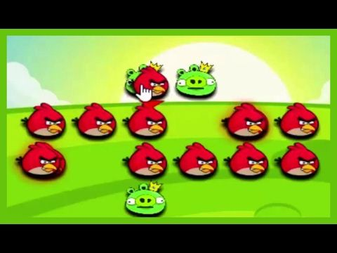 Angry Birds Switch Episode Lvl 1-12 #angrybirds #Rovio #Birds #Android #Game #Funny #PutoNilton -  #bird #birds  #birding #animale #bird_watchers_daily #animal #birdwatching #pets #nature_seekers #birdlovers Your challenge is to replace all the pigs and birds with red angry birds. If you are good at puzzle solving then you can easily complete all the puzzles. Twenty four tricky puzzles are... - #Birds