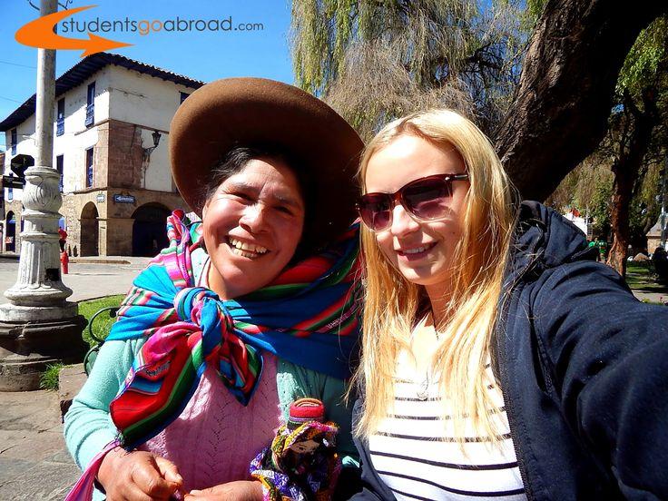 Amazing!!!! #Volunteering in #Peru
