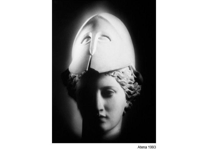 Atena, 1993 | ph. Mimmo Jodice