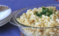 Healthy Macaroni and Cheese - Budget