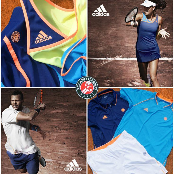 Roland Garros new apparel!