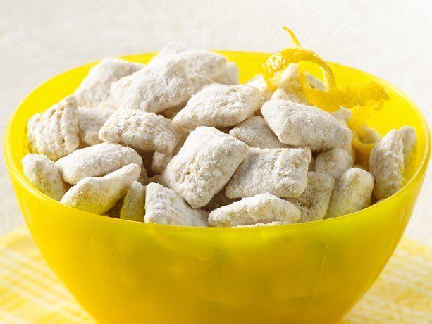 Lemon Buddies Chex Mix Recipe from Betty Crocker