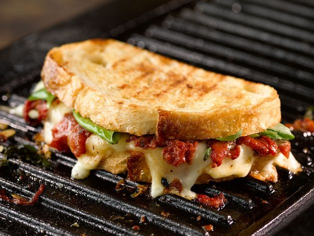 Grilled Cheese: