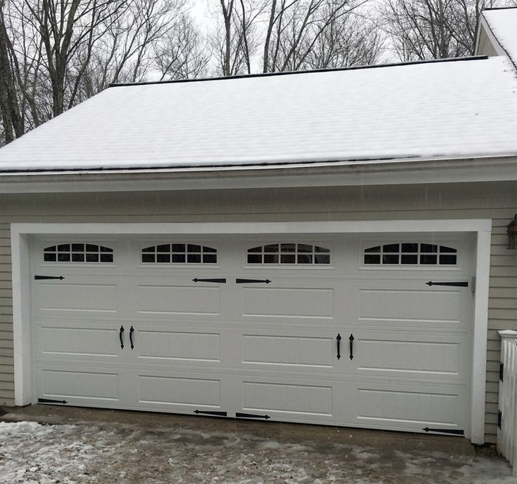 Another Quality Garage Door Installation In Easton MA. Call Goodrow  781 878 4710