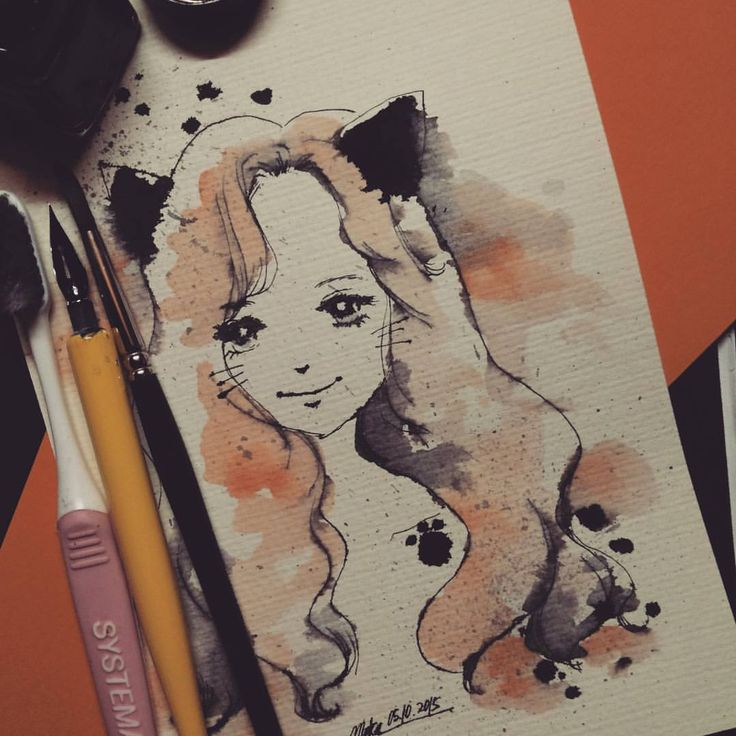 05 inktober #mekaworks #drawing #inktober #halloween