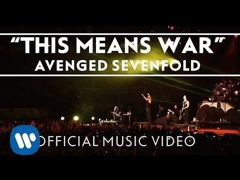 Avenged Sevenfold - This Means War (Official Music Video) - YouTube