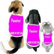 Pinscher tabela de tamanhos