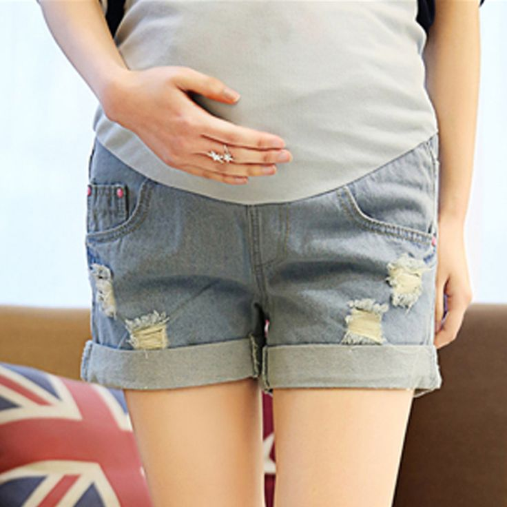 Дешевое Спортивная для беременных джинсовые шорты летом стиль шорты беременных одежда для беременных джинсы брюки до колен брюки дешевая одежда китай, Купить Качество Шорты непосредственно из китайских фирмах-поставщиках:    2015 Shorts jeans pants Denim Belly Elastic Maternity Pregnant fashion boot cut jeans shorts plus size maternity pant
