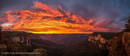 Blackheath,Blue Mountains,  NSW Australia