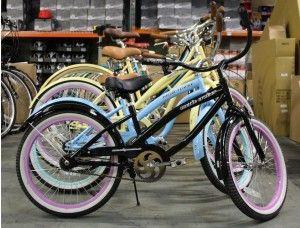 Kids Bikes Sale | Girl Cruiser Bikes | Girls 20 Bike | 20 Boys Bike - Velogear