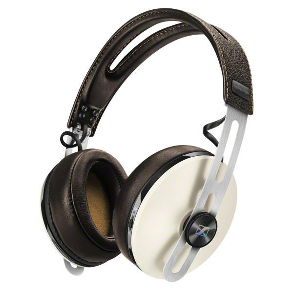 Sennheiser MOMENTUM wireless Headphones with integrated microphone.  Thinking about picking up a pair of these for work.  If they sound good enough, maybe one for the home studio.
