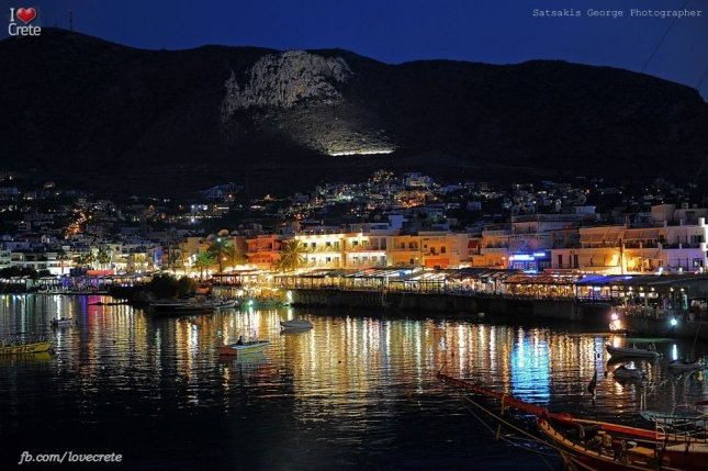 Hersonissos, island of Crete, Greece