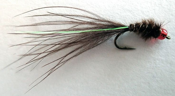 Quick, easy, and stupidly effective, this is a stillwater staple. Make sure you have a bunch of these in black, brown, olive, maroon, and even red before hitting your favourite lake this year!