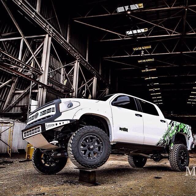 2014 Toyota Tundra with the ADD Venom Product line.