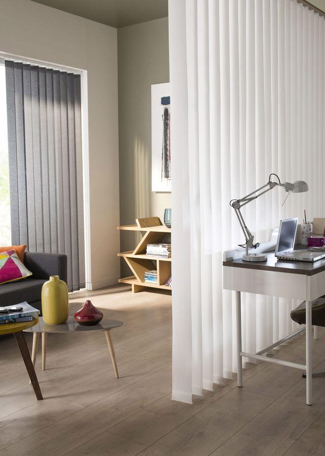 de 25 bedste id er inden for stores lamelles verticales. Black Bedroom Furniture Sets. Home Design Ideas