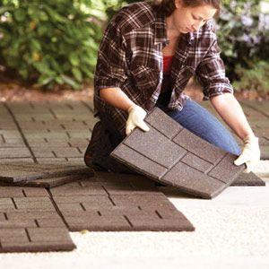 Recover Your Patio with Envirotile   Garden Club