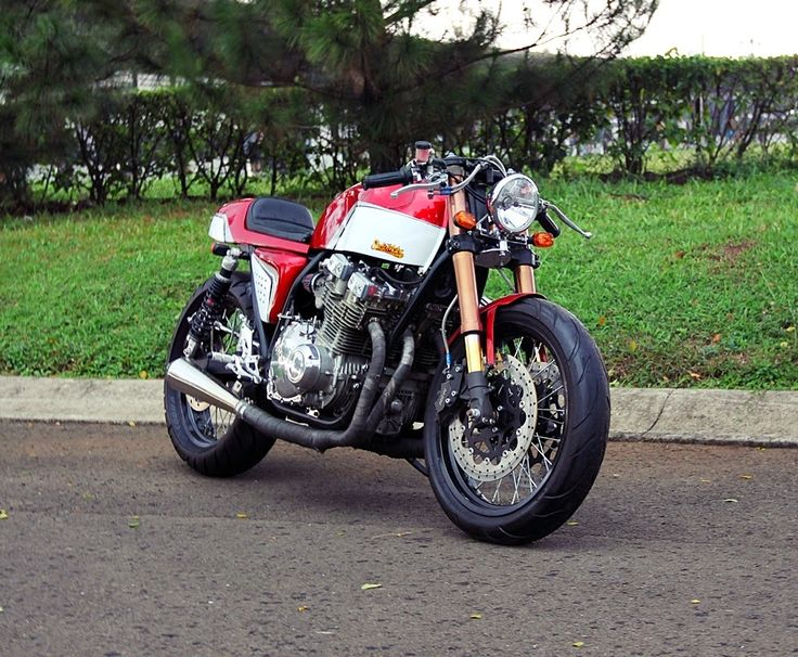 "Racing Cafè: Suzuki GSX 750 '80 ""The Rew"" by Studio Motor"