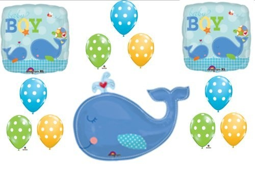 Pictures Of Boy Baby Shower Decorations