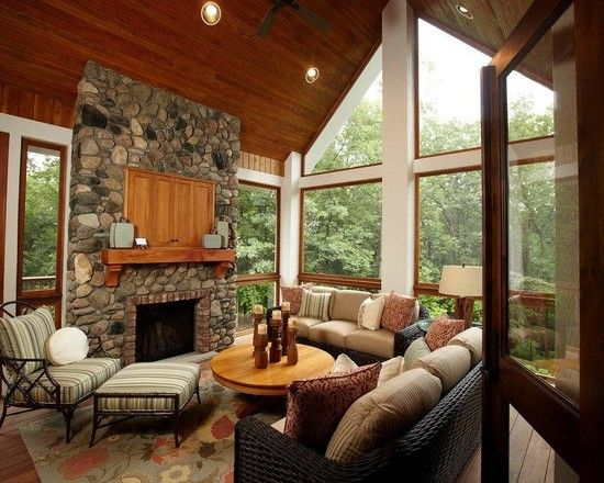 porch lake house decorating design pictures remodel decor and ideas page 5